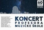 koncert profesora